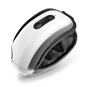 Image 5 - بريو iSee4X الكهربائية المحمولة العين مدلك مع التدفئة ضغط الهواء الموسيقى الاهتزاز شياتسو مدلك العلاج تدليك العين الرعاية