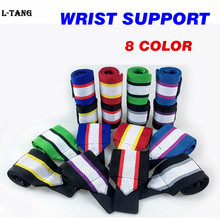 Weightlifting Wrist Wraps Gym Fitness Crossfit Wrist Support Dumbbell Barbell Wristbands Brace Protection L676