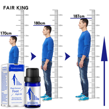 Herbal height growing oil medicine body grow taller essential