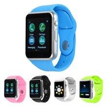 Touch screen Bluetooth Smartwatch Smart Watch for Women Men Watch w/ Camera SIM Card Slot Pedometer Notifications Sleep Monitor все цены