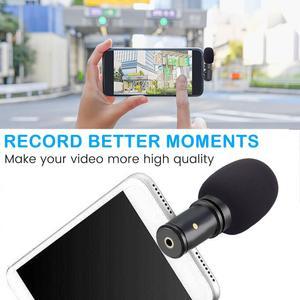 Image 5 - Microfoon Voorruit Voor Rode Videomicro Zachte Spons Schuim Voor Camera Microfoon Videomic Opname Mic