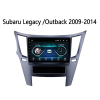 for Subaru Legacy Outback Android in car Multimedia Player 2009 2010 2011 2012 2013 2014 DVD screen and GPS Navi touch carplay