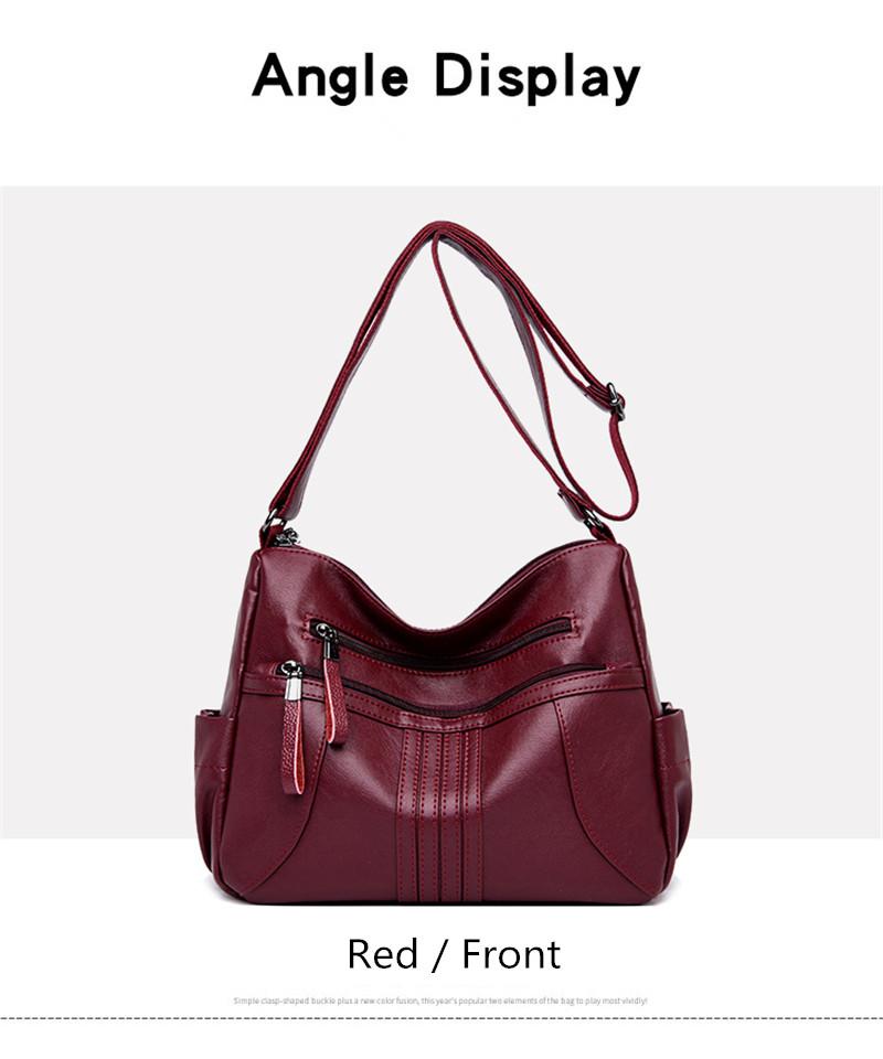 Bags Messenger Leather Designer 15