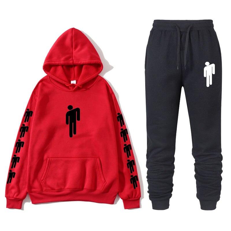 New 2020Billie Eilish Hoodie Print Boy/girl Sweatshirt Clothes Harajuku Casual Hot Sale Hoodies Kpop Sweatshirts 2XL Pants