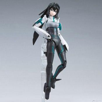 Original BANDAI 1/144 Scale HGBD Mobile Doll Mry Gundam Model Kit Action Figure Figurals Brinquedos (HGD-5058868) 1