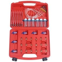 Promocja! 6 Cylinder ropa naftowa miernik testowy wtryskiwacza przepływu zestaw adaptera zestaw narzędzi Common Rail w Zestawy narzędzi ręcznych od Narzędzia na