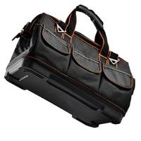 17 Tool Bag Waterproof Tools Bag Electrician Tool Organizer Oxford Cloth Toolkit For Tools