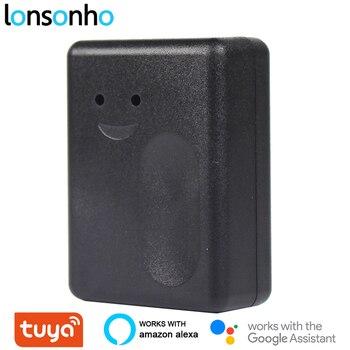 Lonsonho Tuya, Wi-Fi, открывалка для гаражных ворот, смарт-переключатель, реле, беспроводной пульт дистанционного управления, работает с Alexa Google Home ...
