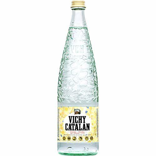 Vichy Catalán Mineralwasser 1 Liter Glasflasche