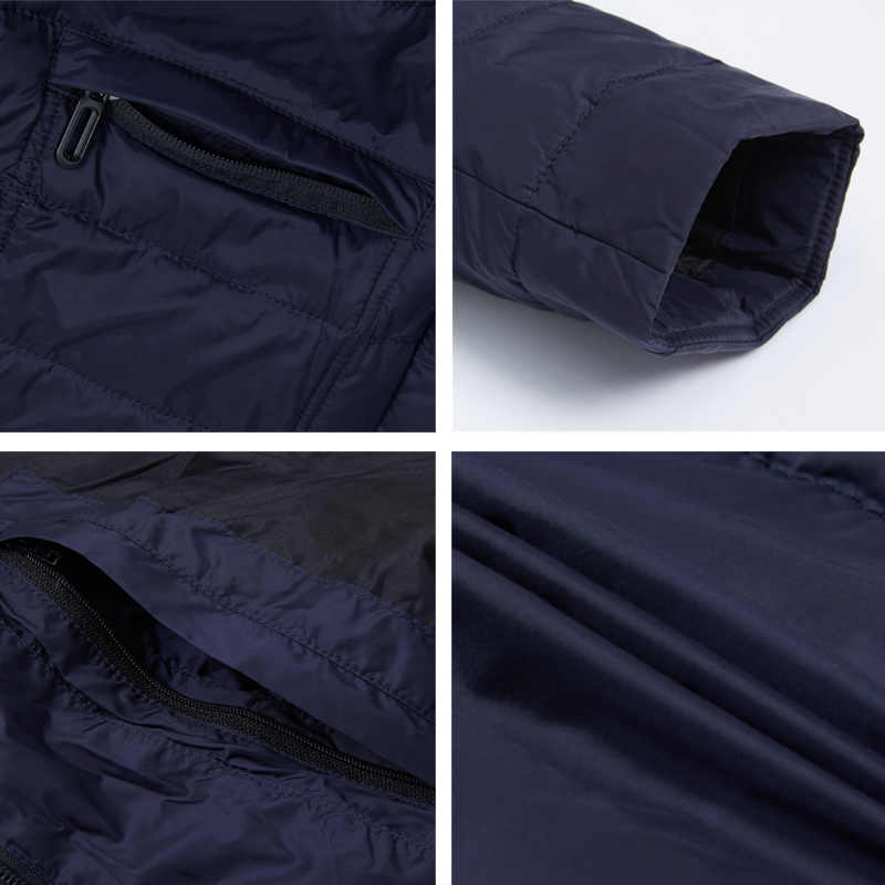 ICEbear 2020 เสื้อใหม่ของผู้ชายฤดูใบไม้ผลิ Windproof บางเสื้อแจ็คเก็ตแฟชั่น Casual Cropped แจ็คเก็ตผู้ชายแจ็คเก็ต MWC20245D