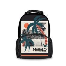 Индивидуальная летняя Стильная молодежная школьная сумка с принтом