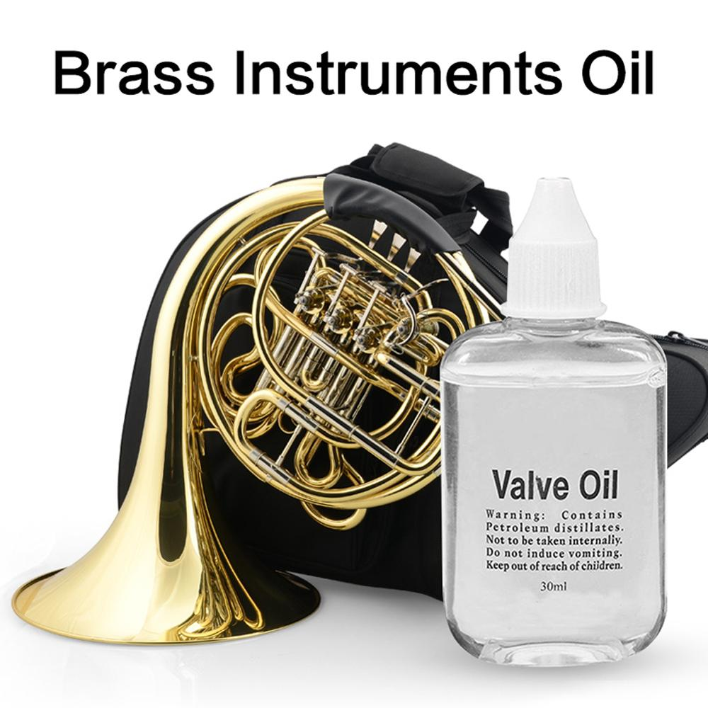 SLADE 35ml Valve Lubricating Oil Smooth Switch Parts For Saxophone Clarinet Flute Trumpet Horn Brass Instruments Sax Accessories