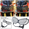 Motorcycle Grille Headlight Cover Protector Guard Lense For Honda CRF1000L CRF 1000L CRF1000 L Africa Twin 2016 2017 2018 2019