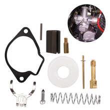 Universal Carburetor Repair Rebuild Kit Fuel System Parts Fit for 2 Stroke 43CC 47CC 49CC Mini Moto Pocket Bike Motorcycle