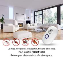 Ultrasonic Electronic Pest Repeller Insect Anti-Mosquito Device Multi-Functional Mosquito Mouse