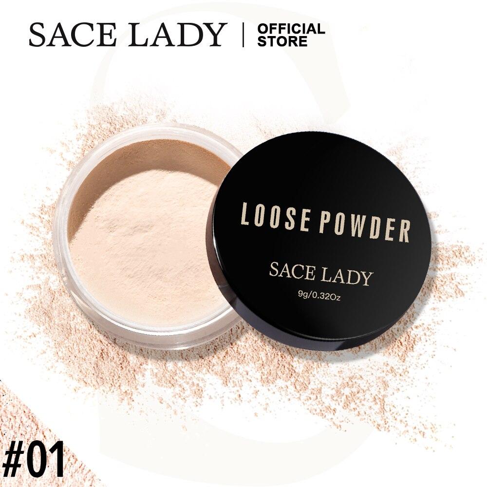 Wholesale 2021 New Loose Powder Makeup Long Lasting Translucent Setting Powder Natrual Waterproof Make Up Korean Women Cosmetics