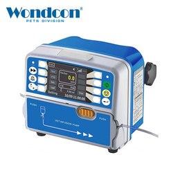 Wondcon Veterinär Infusion Pumpe einfache bedienung WMV200E Mini größe