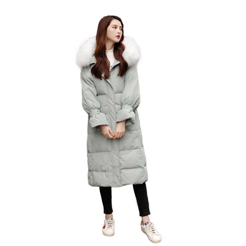 2020 Winter frauen Unten Jacke Mit Kapuze Koreanische Puffer Mantel Weibliche Jacke Ente Unten Mantel Chamarras De Mujer 9618 YY1243