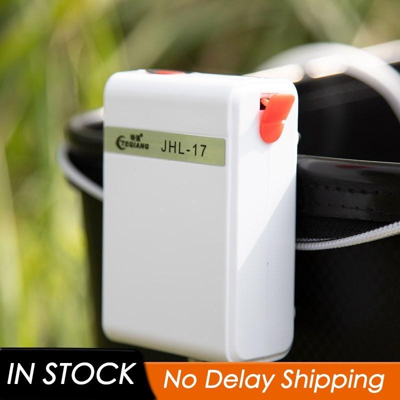Super Mute USB Charging Air Pump Rechargeable Lithium Battery Power Oxygen Air Compressor Aquarium Fish Tank Outdoor Fishing