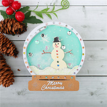 Eastshape Christmas Metal Cutting Dies Stencils for Scrapbooking Photo Album Decoration Embossing Paper Card Craft Template merry christmas tree sticker painting stencils for diy scrapbooking stamps home decor paper card template decoration album craft
