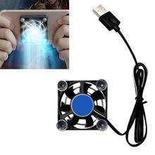 Планшет Быстрый перезаряжаемый радиатор контроллер охлаждающая подставка черный USB телефон кулер геймпад радиатор Регулируемый игровой вентилятор держатель