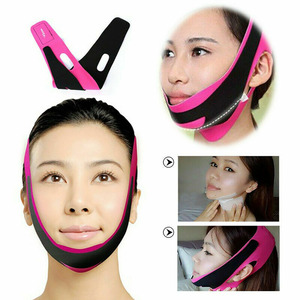 Face Slimming Band Women Face Slim V-Line Lift Up Belt Double Chin Face Bandage Strap Band Beauty Tool