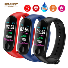 HIXANNY Smart Uhr Frauen Herz Rate Monitor Blutdruck Fitness Tracker Smartwatch Sport IOS Android  Inteligente amazfit