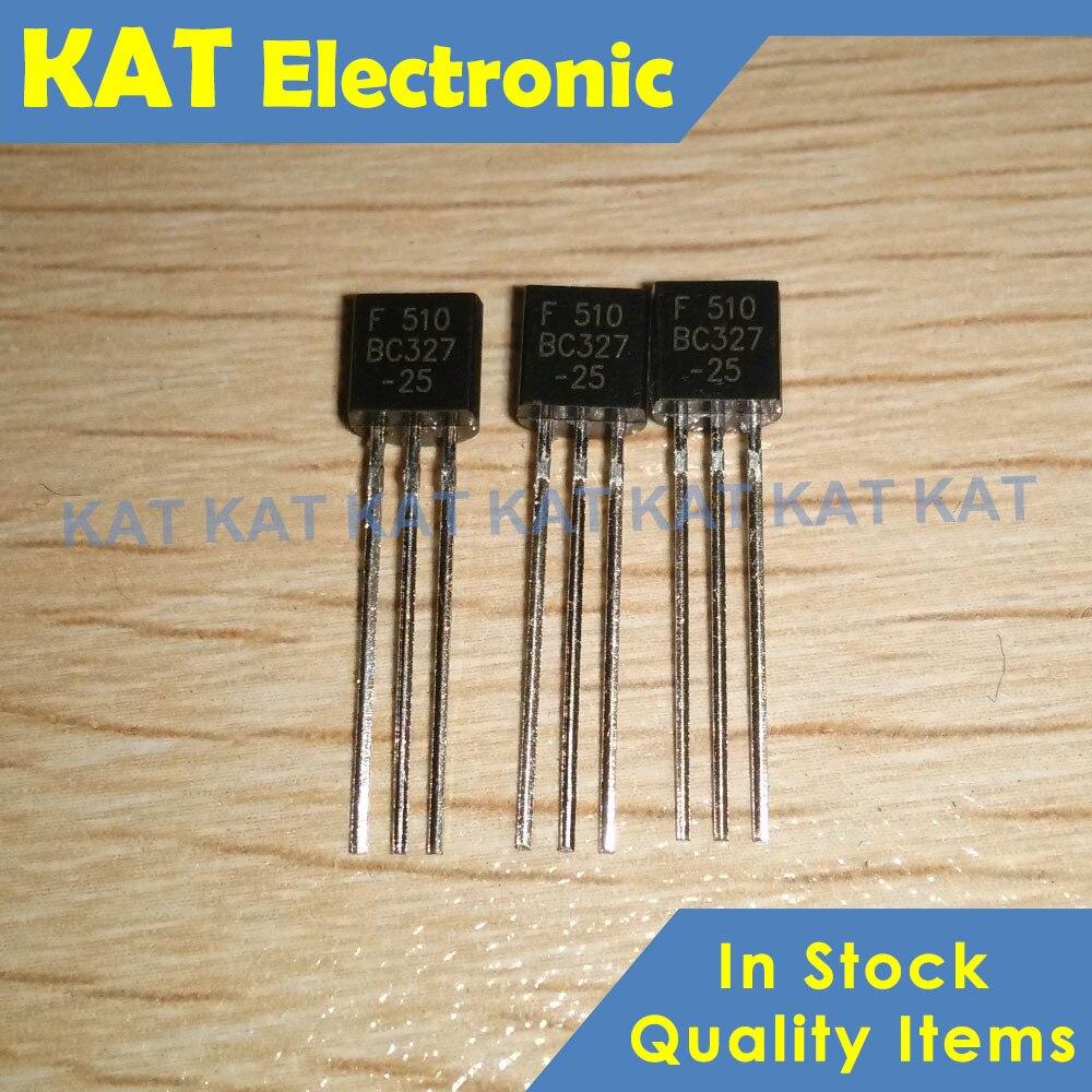 50PCS/Lot BC327-25 TO-92 New Original PNP General Purpose Transistor