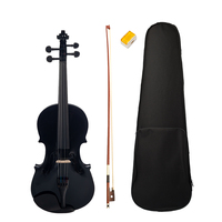 Professional Violin 4/4 Full Size Kit, Great for Students Beginners and Music Lovers