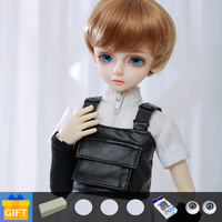 Luts Bory Doll BJD boy 1/4 Movable Joints fullset complete professional makeup Fashion Toy for Girls Gift