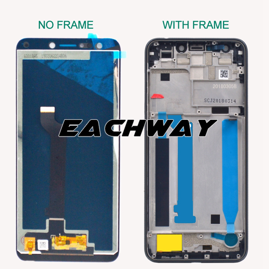 ZenFone 5 Lite 5Q X017DA ZC600KL S630 LCD