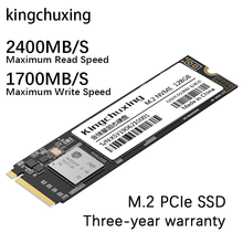 2280 Internal SSD m.2 M2 NVMe PCIe Solid State Drive жесткий диск 128GB 256GB 512GB 1TB HDD for Computer Laptop by Kingchuxing(China)