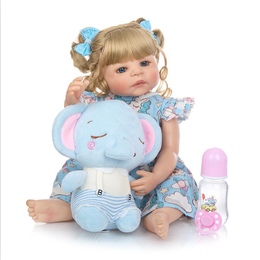 кукла-младенец keiumi kum23fs01-ww132