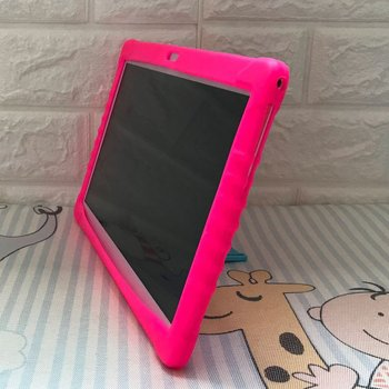 10 Inch 3G Unlocked Quad Core Kids Pink Tablet PC Android APPs for Learning Computer Educational Machine Tablet Gift