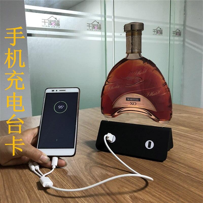 三角台牌_桌面移动手机充电台卡发光三角台牌创意3d广告 - 阿里巴巴(3)