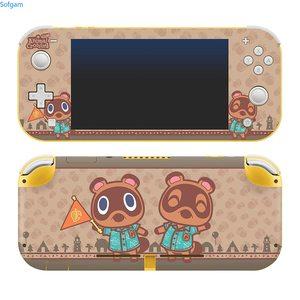 Шестерня контроллера подлинный и животное пересечение: New Horizons - Timmy & Tommy Nintendo Switch Lite Skin - Nintendo Switch