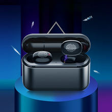 A1 TWS Bluetooth Headset Stereo Earphone Wireless Headphone 5.0 Sport Headsets for Xiaomi Samsung Smartphone mllse anime gundam neckband bluetooth headphone earphone wireless stereo sport headset for iphone samsung xiaomi oppo vivo pc