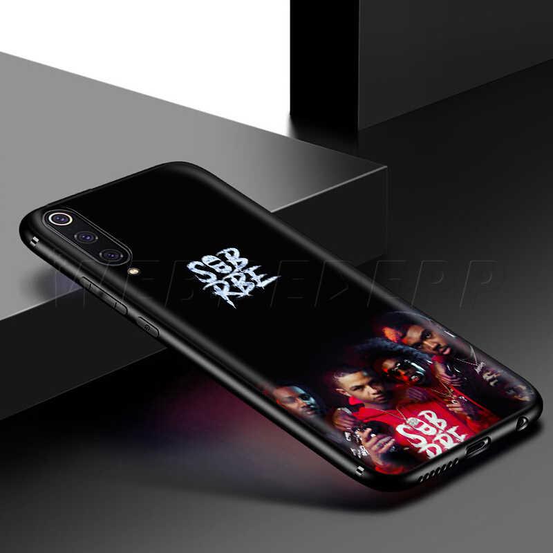 Webbedepp Sob x Rbe чехол для Samsung Галактики A3 A5 A6 плюс A7 A8 A9 J6 M20 A10S A20S A30S A40S A50S