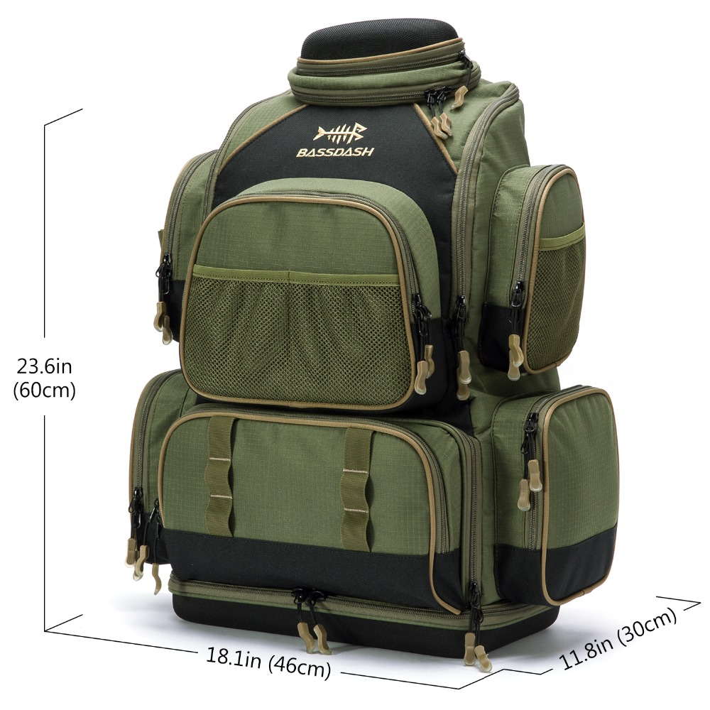 BF2007-1 fishing tackle bag 2