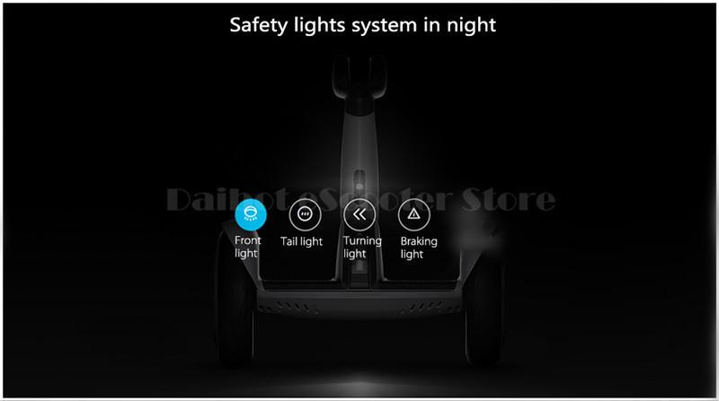 Daibot Powerful Electric Scooter 700W 54V 2 Wheels Self Balancing Scooters Kids Adults Balance Scooter Hoverboard APPBluetooth (14)