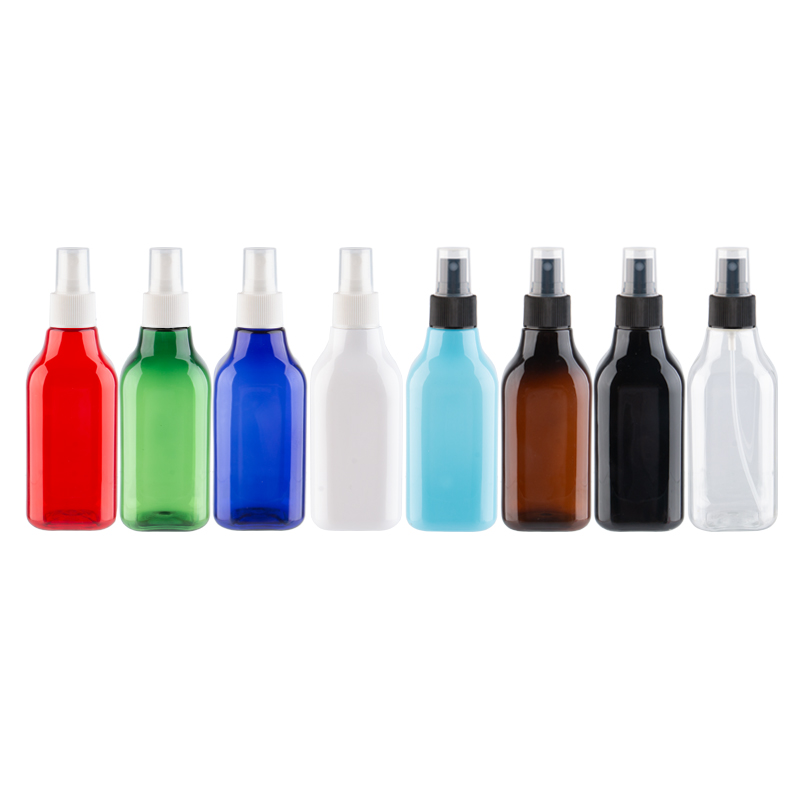 200 ミリリットル空のプラスチック製のスプレーボトル香水瓶ペット旅行ボトルミスト噴霧器押しやすい化粧品容器 Pakaging  グループ上の 美容 & 健康 からの 詰め替えボトル の中 1