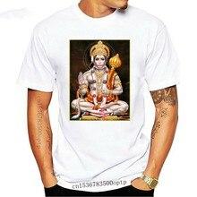 Hanuman T Shirt Hanuman Gujarati Telugu Punjabi Marathi Tamil malajski Chalisa Rama Krishna 2021 wysokiej marka jakości T shirt Cas