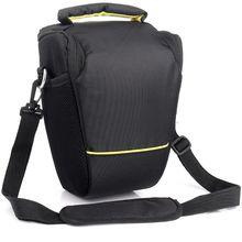 цена на DSLR DSLR Camera Bag Case For Canon EOS 4000D M50 M6 200D 1300D 1200D 1500D 77D 800D 80D Nikon D3400 D5300 760D 750D 700D 600D
