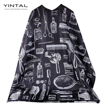 140*115cm Cutting Hair Waterproof Cloth Salon Barber Cape Hairdressing Hairdresser Apron Haircut Capes