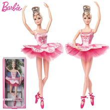Barbie Original Doll 25th Anniversary Collector's Edition Doll Toy Girls Birthday Present Girl Toys Gift Bonecas Brinquedos Gift original barbie doll brand collectible doll ballet wish barbie doll toy girl birthday present girl toys gift bonecbrinquedos