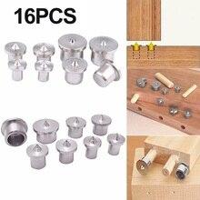 Panel Furniture Positioning Carpentry Log Dowel Tips Round Log Pin DIY Locator Wooden Pin Center Punching Accessories