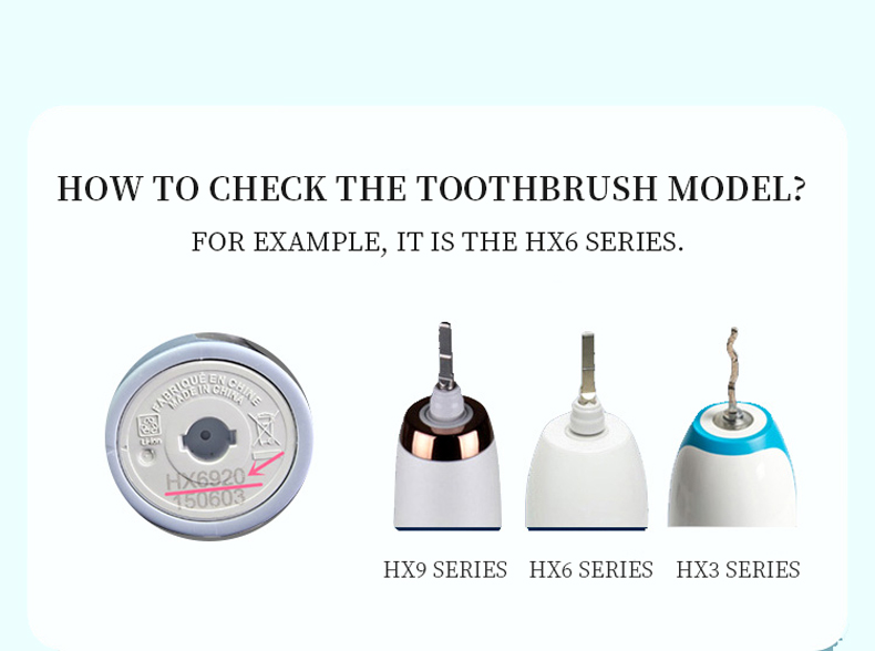 3 Pcs Sonic Electric Toothbrush Head DiamondClean Soft Bristle 3D Replacement Tooth Brush Heads Fits for Philips Oral Care
