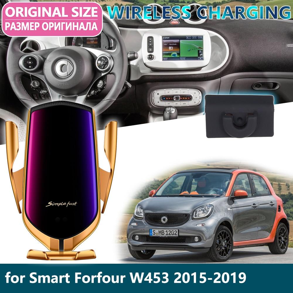Original Smart for Two 450 Air Intake Brabus Emblem Sticker Black New