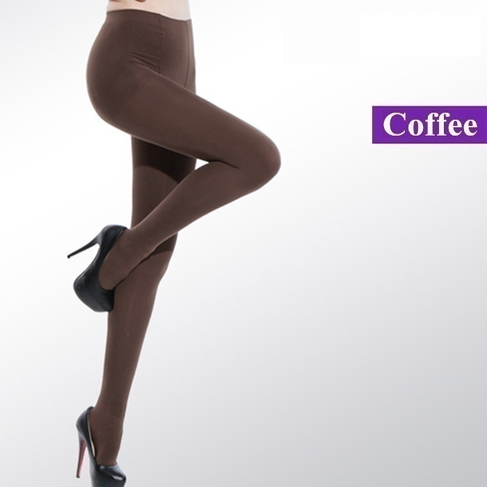 FEECOLOR 1 Pair NEW Sexy Women Lady Beauty Opaque Thine Footed Dance Tights Pantyhose Stockings