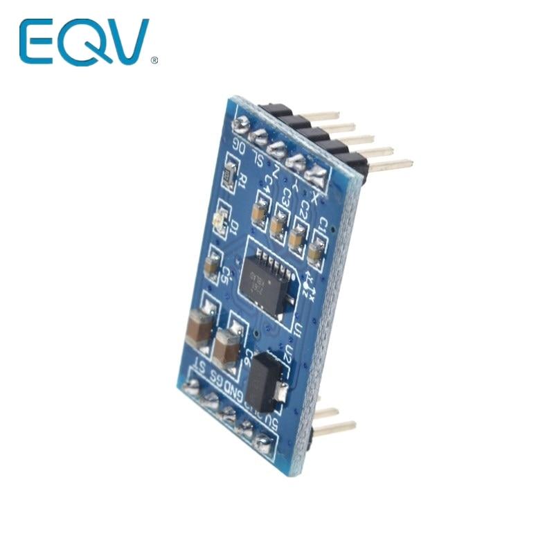Mma7361 Sensor de ángulo de inclinación acelerómetro aceleración módulo Arduino Velocidad